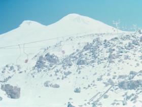 Tom na Kavkaze-Elbrus