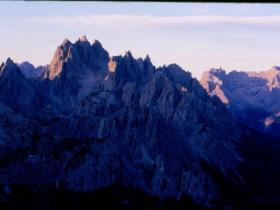 Ráj v Dolomitech