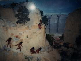 Nevada - indiánské muzeum