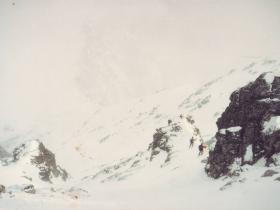 Mapování terénu Lomničáku