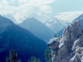 Pískovce na Kavkaze