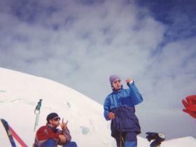Mt.Blanc Bob a Tom