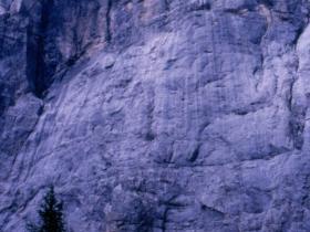 850m lezení jižní stěny Marmolady